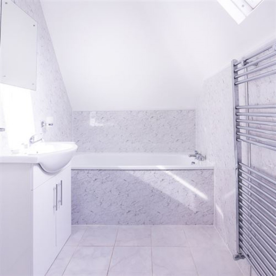 1000mm X 2 4m Shower Wall Panels Wet Wall Panels White